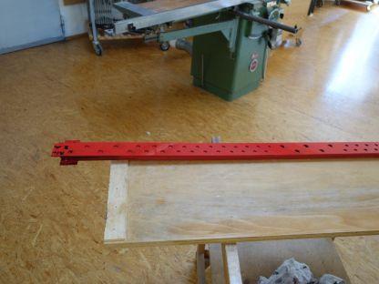 Ausgebaute Schleifen aus Kunststoff